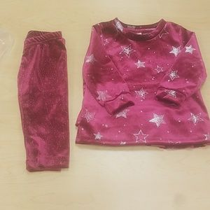 Gymboree baby matching set